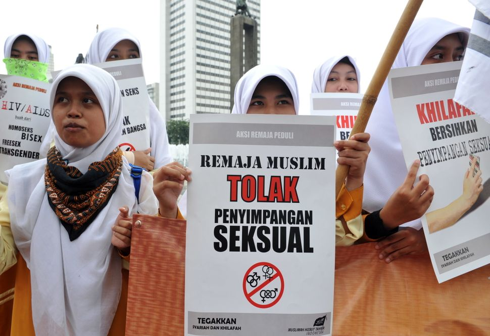 Activists have expressed concern that increasing religious conservatism in Indonesia could further impinge upon the righ