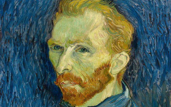 """Vincent van Gogh, """"Self Portrait,"""" <a href=""""https://en.wikipedia.org/wiki/Portraits_of_Vincent_van_Gogh#/media/File:Vincent_van_Gogh_-_Self-Portrait_-_Google_Art_Project_(719161).jpg"""" role=""""link"""" data-ylk=""""subsec:paragraph;itc:0;cpos:__RAPID_INDEX__;pos:__RAPID_SUBINDEX__;elm:context_link"""">1889</a>."""