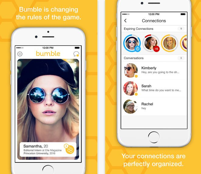 dating apps similar to bumble