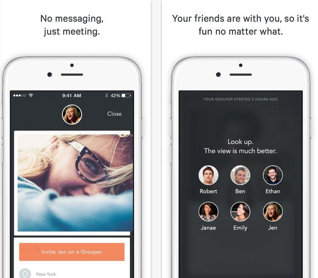 Best hookup app besides tinder