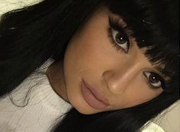 Kylie Jenner Wears A Slinky White Dress For Date Night With Tyga