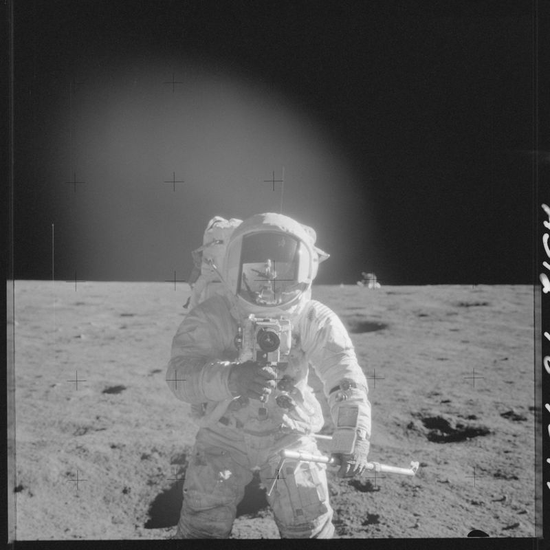 Lost Tapes Reveal Apollo Astronauts Heard Unexplained 'Music' On Far Side Of The Moon