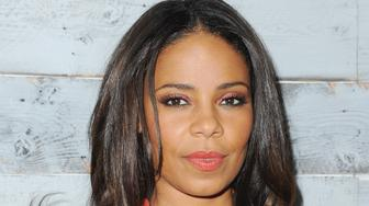 BEVERLY HILLS, CA - SEPTEMBER 24:  Actress Sanaa Lathan arrives at go90 Sneak Peek at Wallis Annenberg Center for the Performing Arts on September 24, 2015 in Beverly Hills, California.  (Photo by Jon Kopaloff/FilmMagic)