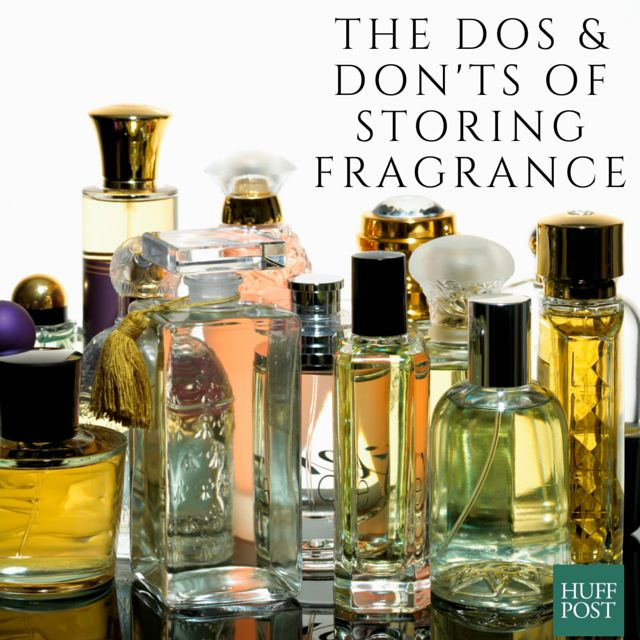 How To Store Perfume To Make Your Fragrance Last Longer