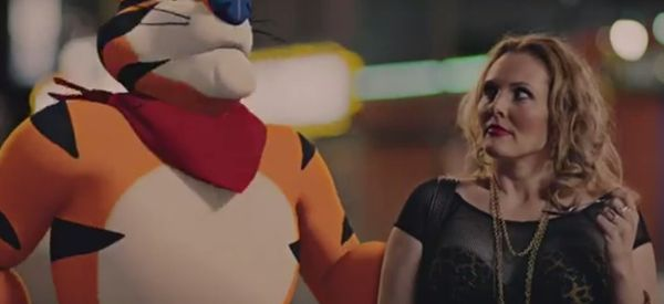 Tony The Tiger Helps Sex Worker In Grrreatly Offensive Prank Video