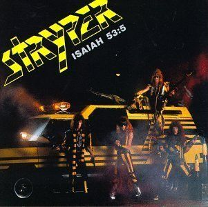 """""""Soldiers Under Command"""" by Styper. Available on <a href=""""http://www.amazon.com/Soldiers-Under-Command-Stryper/dp/B000000OB1?"""