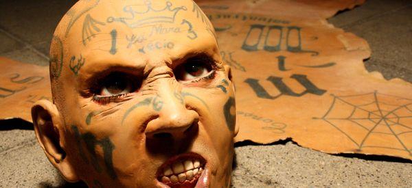 Gruesome 'Skin' Rugs Recall Horror Of Gang Violence