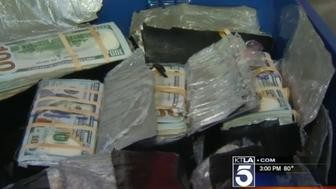 FBI digs up buried treasure in yard of ex-employee of armored truck company