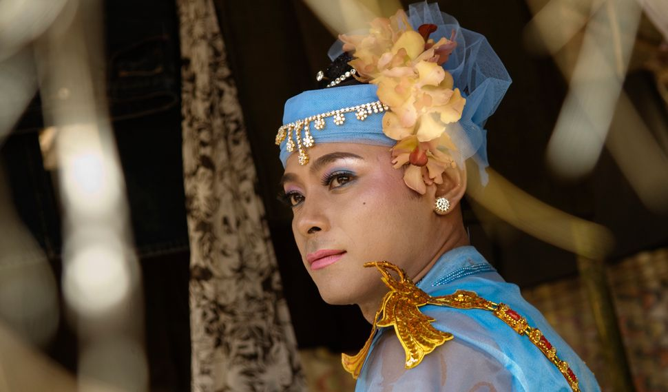"In Myanmar ""nat kadaws"" (or spirit mediums), who communicate with spirits known as ""nats,"" are transgender women or"