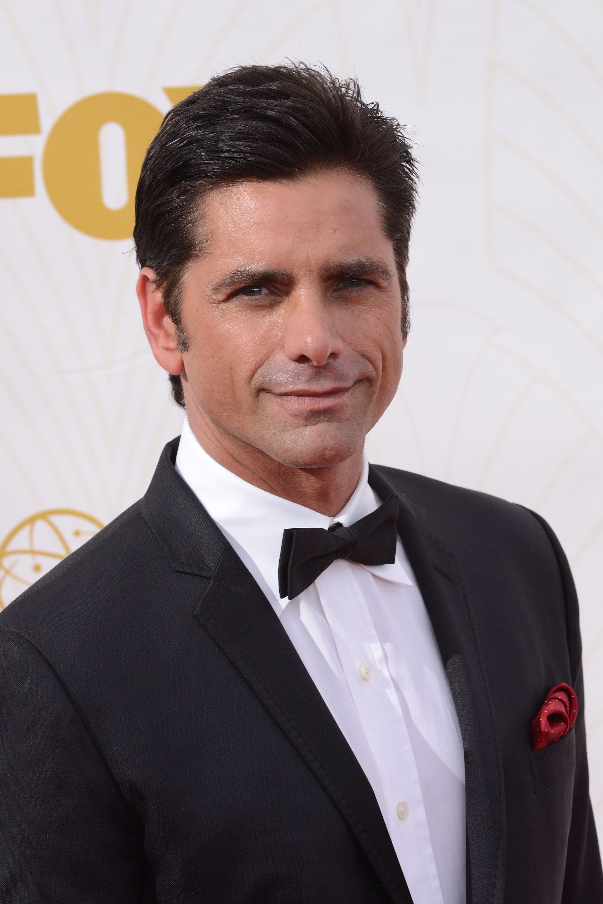 LOS ANGELES, CA - SEPTEMBER 20:  John Stamos attends the 67th Annual Primetime Emmy Awards at Microsoft Theater on September 20, 2015 in Los Angeles, California.  (Photo by C Flanigan/Getty Images)