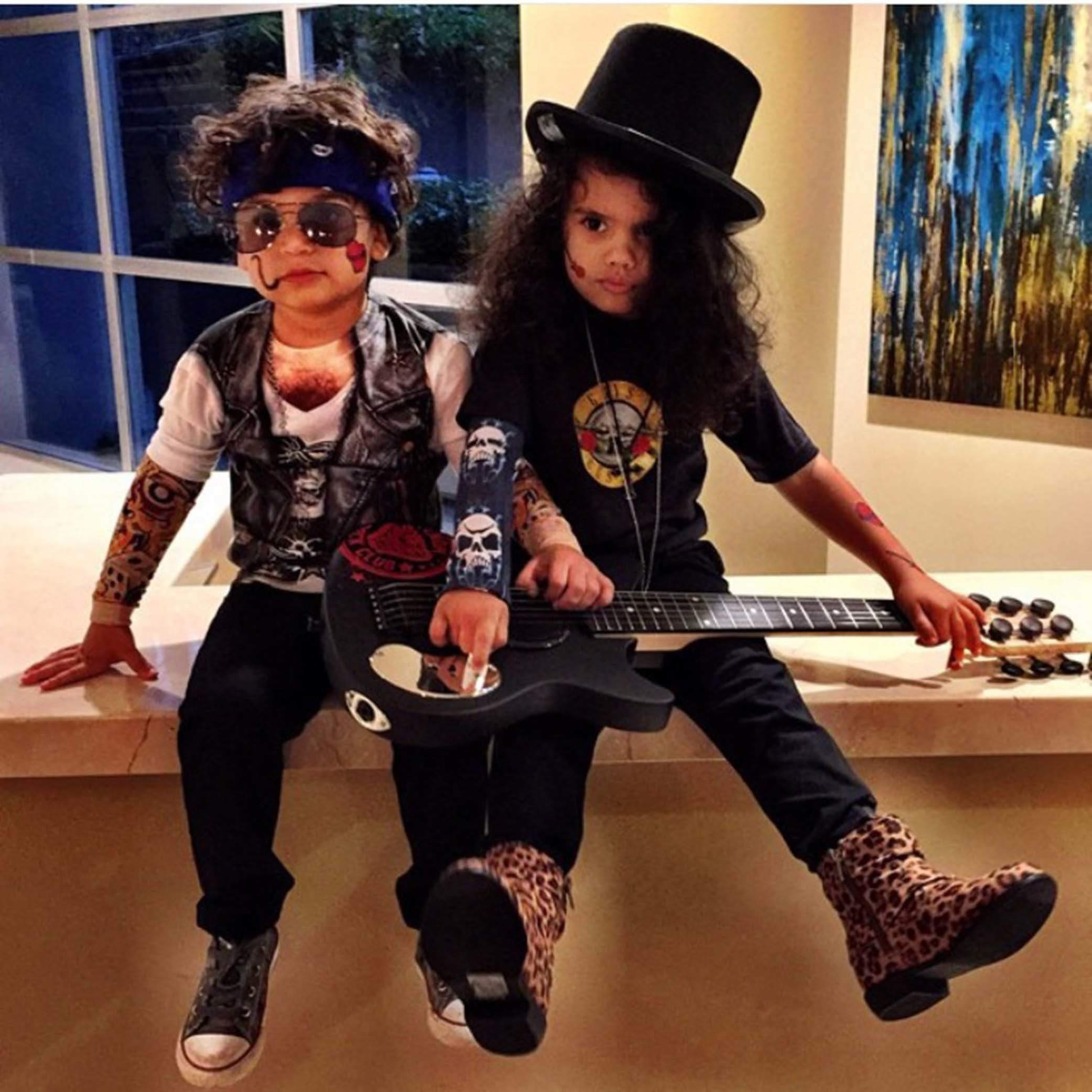 4 Slash  sc 1 st  HuffPost & 57 Fierce Halloween Costumes For Girls Who Rock | HuffPost