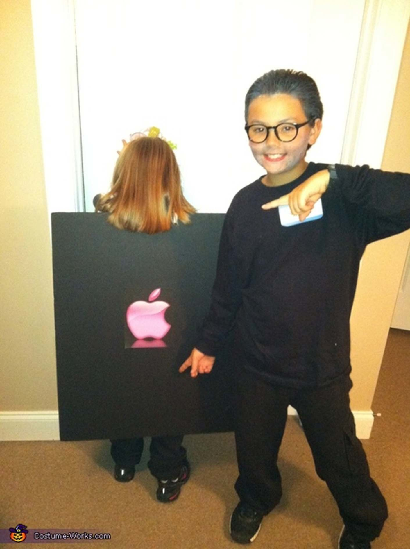 Via u003ca ...  sc 1 st  HuffPost & 14 Awesome Halloween Costumes For Kids With Glasses | HuffPost