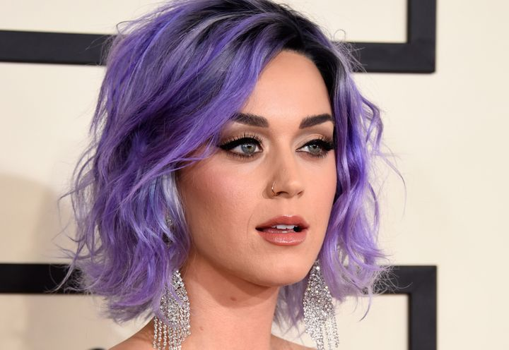What Color Is Katy Perry S Hair Naturally