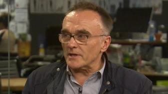 Danny Boyle talks with HuffPost Live.