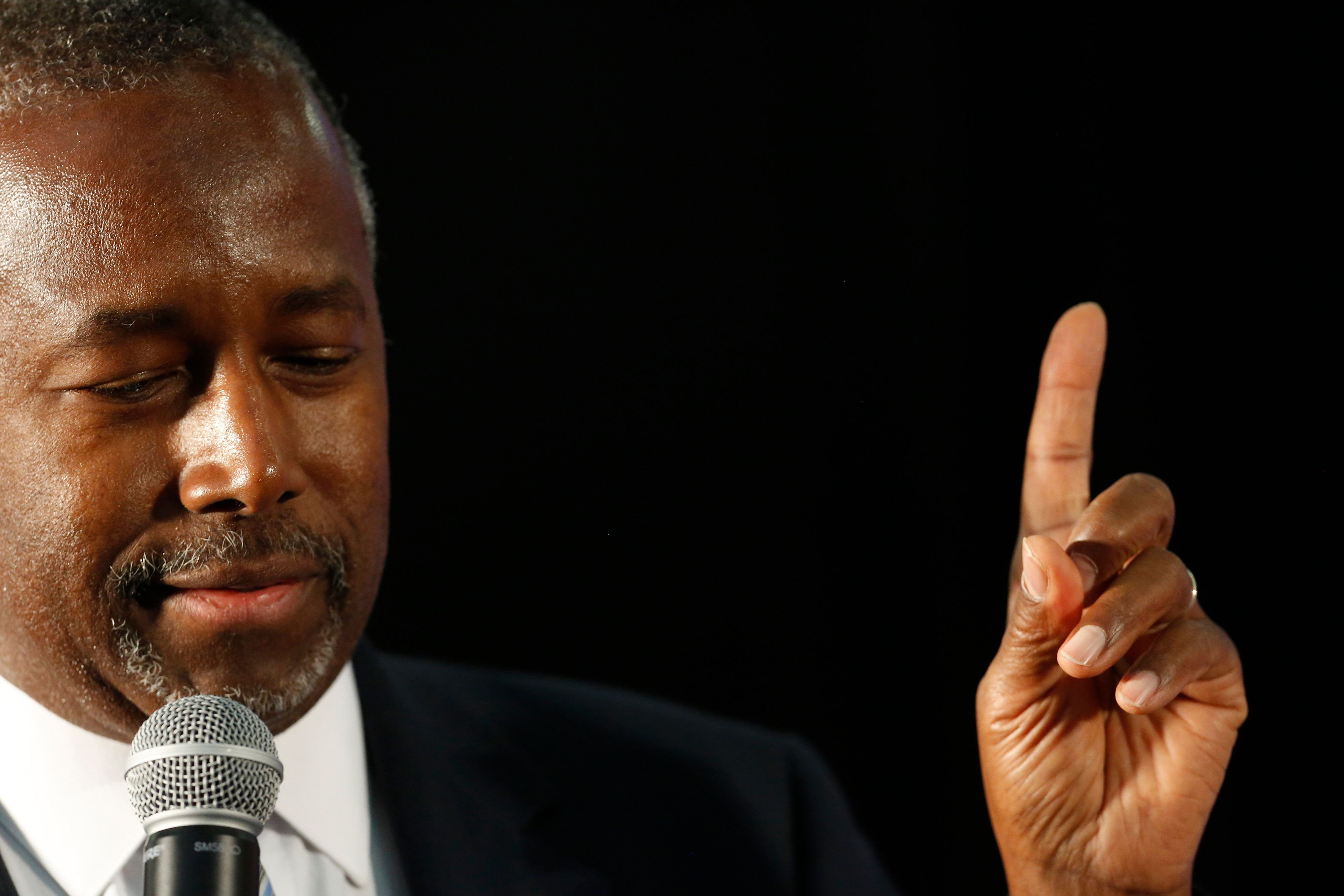 GOP presidential candidate Ben Carson seemed confused about what the debt ceiling is in a Wednesday interview.