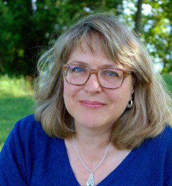 """Author Diana Butler Bass, whose new book, """"Grounded,"""" was released on Oct. 6, 2015."""