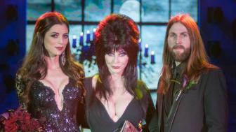 LeeAnna Vamp, Elvira, Cameron Vamp