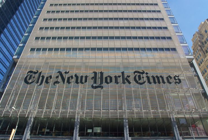 The New York Timesis implementing a strategy to increase digital revenue.