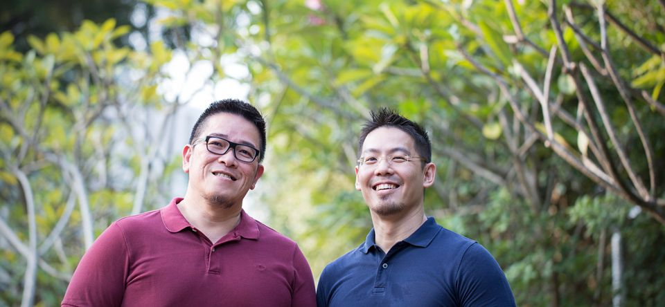 Kenneth Chee (left) and Gary Lim have been dating for 18 years. In 2012, the Singaporean couple challenged...