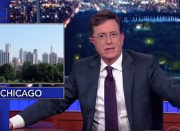 Stephen Colbert Insults A Billy Goat, Scaring Cubs Fans Everywhere