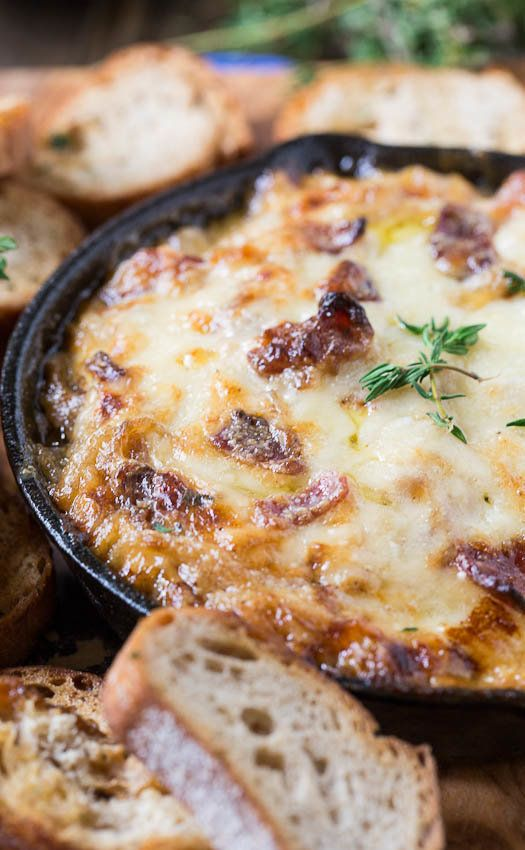 The Cheese Dip Recipes That Make Life Worth Living | HuffPost