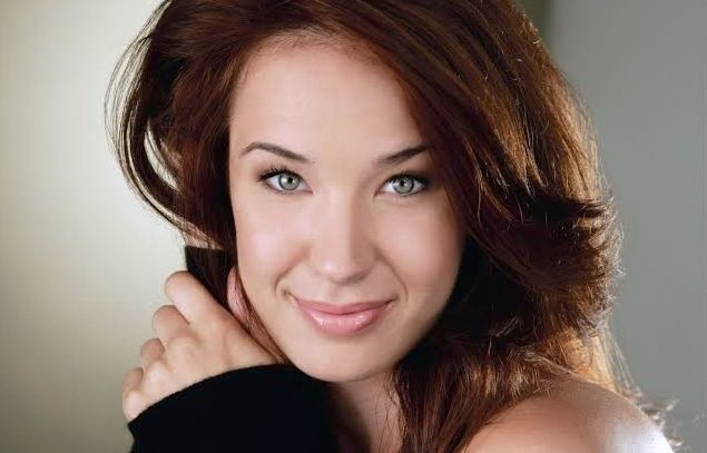 Broadway'S Sierra Boggess On Bringing The 'Soundtrack Of Her Life