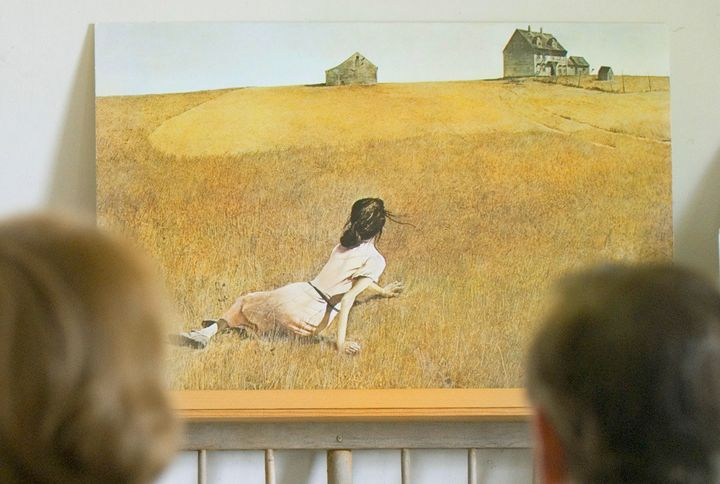 "Andrew Wyeth, ""Christina's World,"" 1948"