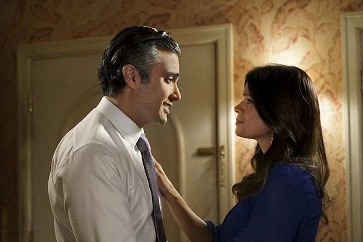 During the season one finale, it was revealed Rogelio (Jaime Camil) and Jane's mother Xiomara (Andrea Navedo) had accidentall