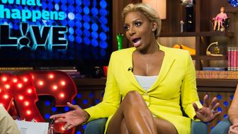 WATCH WHAT HAPPENS LIVE -- Pictured: NeNe Leakes -- (Photo by: Charles Sykes/Bravo/NBCU Photo Bank via Getty Images)