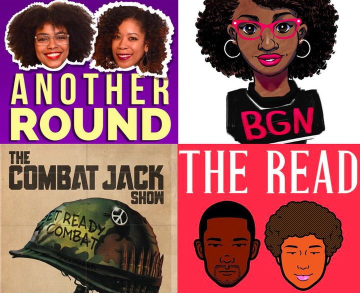 11 Black Podcasts Leading The Golden Age Of Audio | HuffPost