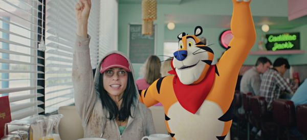 EXCLUSIVE: Tony The Tiger Victim Of Food Terrorist?
