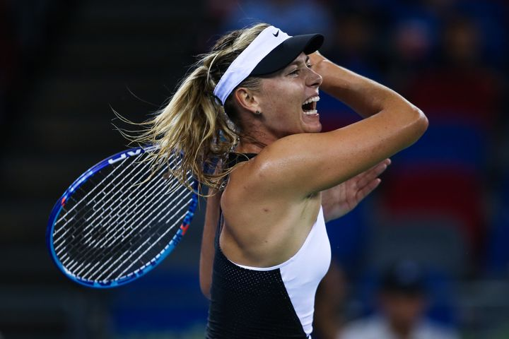 Maria Sharapova is the number three tennis player in the world and has been tested by a career full of challenging injuries.