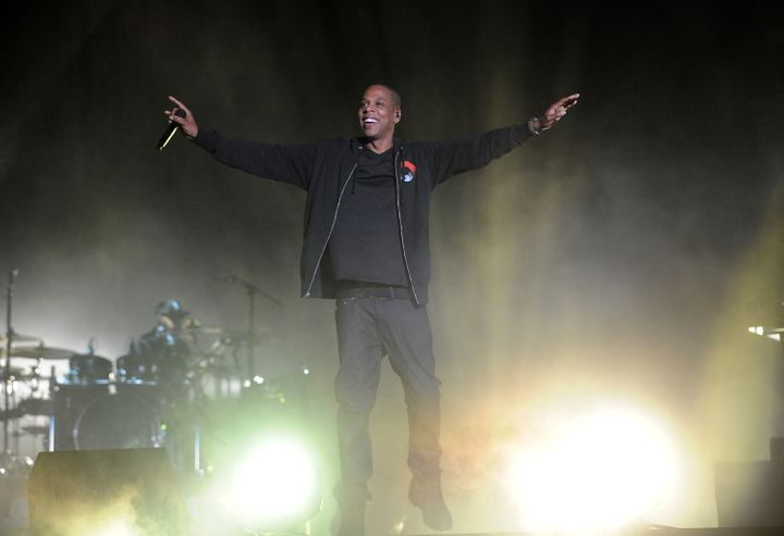 The suspect said he was possessed by hip-hop mogul Jay Z, pictured, during the time of hisalleged crime.