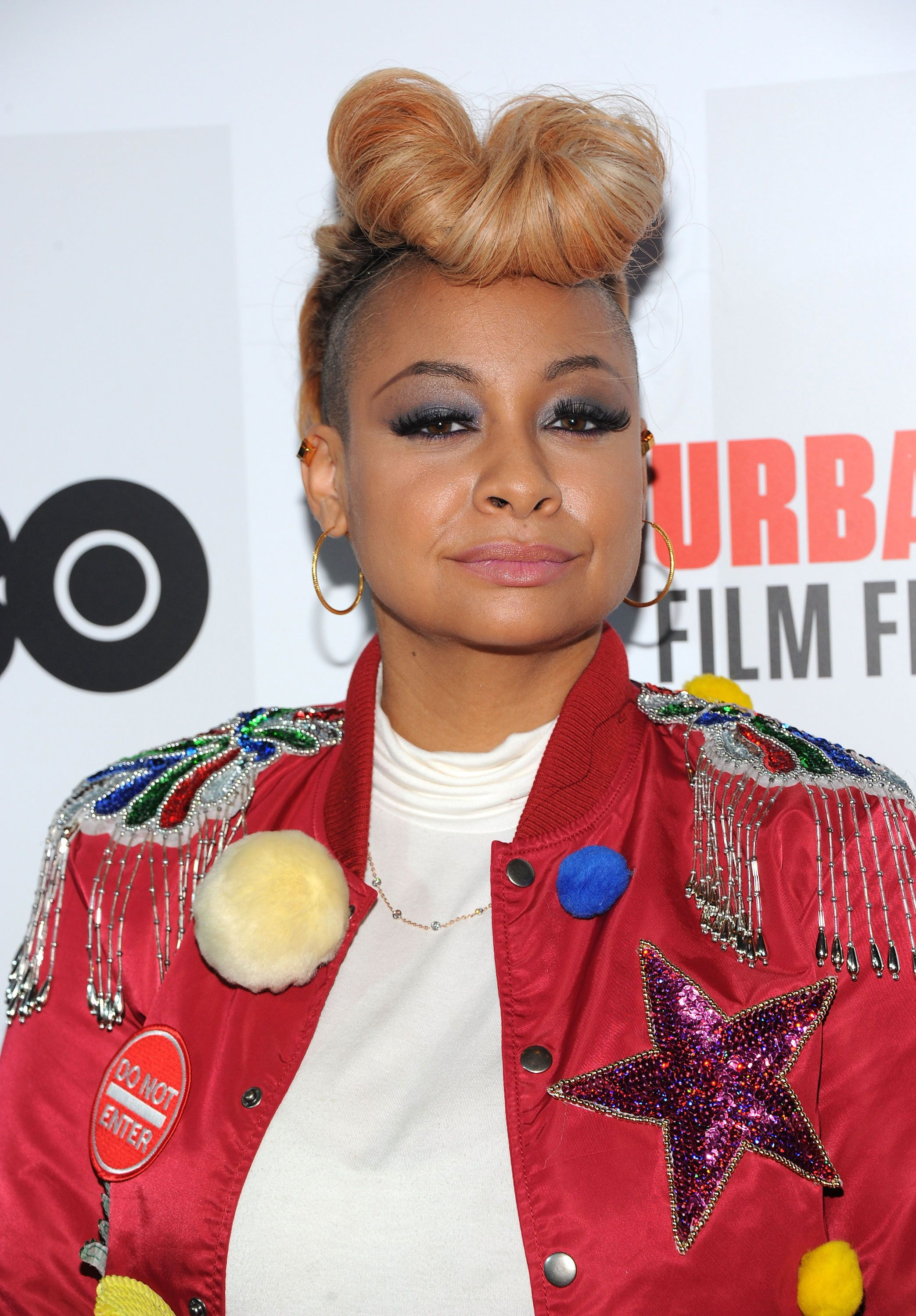 NEW YORK, NY - SEPTEMBER 25:  Actress Raven-Symone attends 2015 Urbanworld Film Festival at AMC Empire 25 theater on September 25, 2015 in New York City.  (Photo by Desiree Navarro/WireImage)
