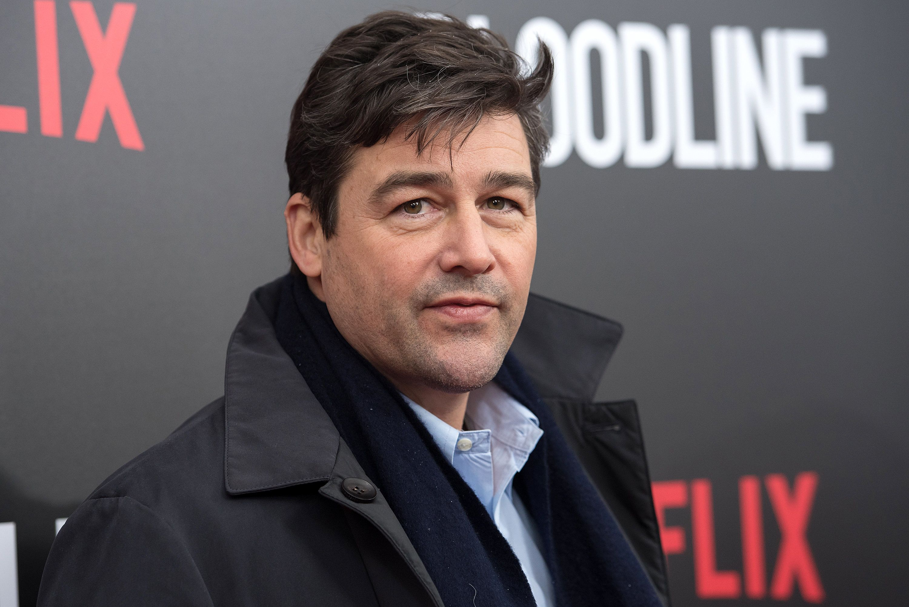 NEW YORK, NY - MARCH 03:  Actor Kyle Chandler attends the 'Bloodline' New York Series Premiere at SVA Theater on March 3, 2015 in New York City.  (Photo by Mike Pont/FilmMagic)