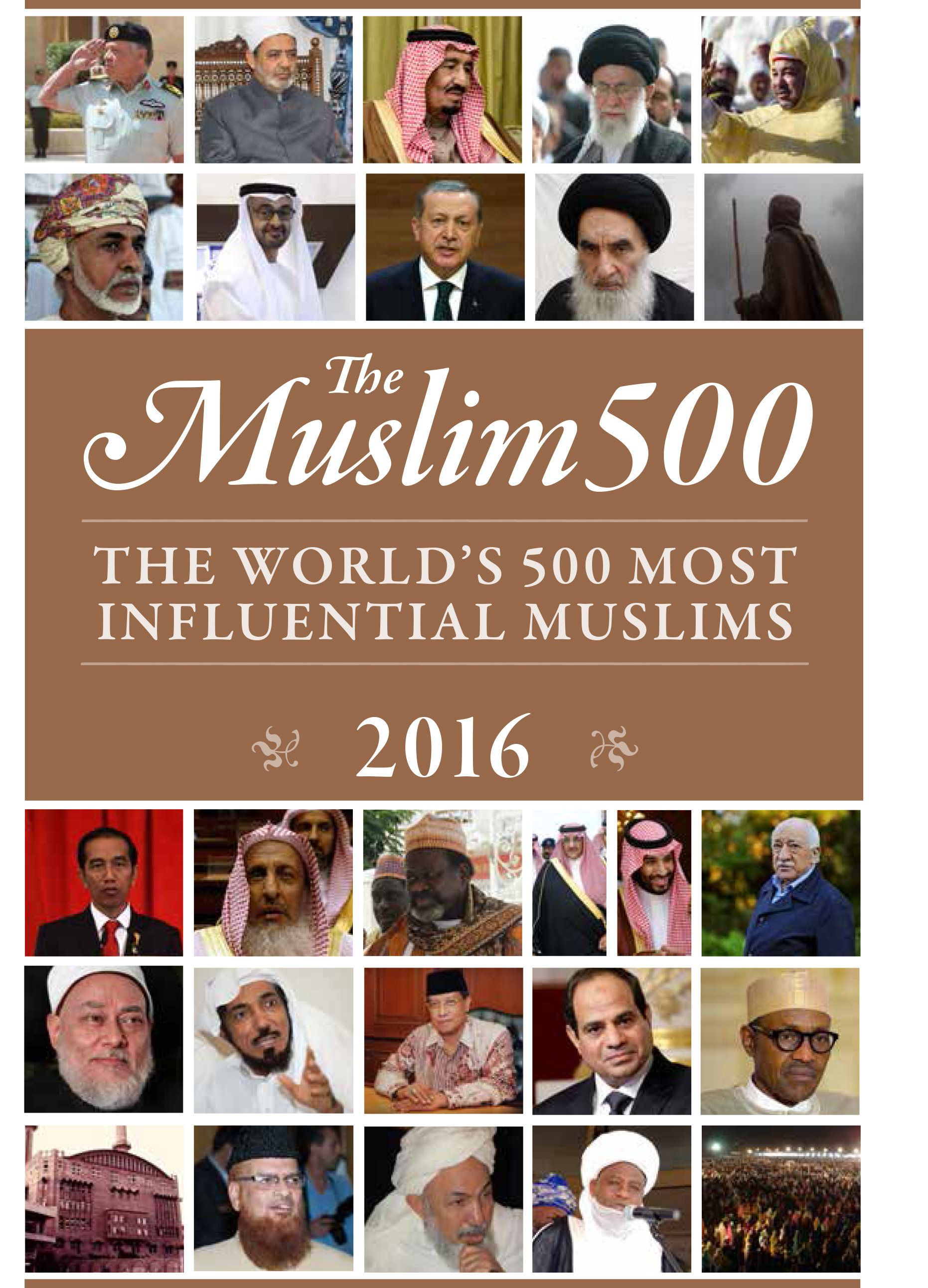 The Muslim 500: The World's 500 Most Influential Muslims.
