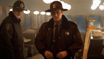 """Ted Danson and Patrick Wilson in """"Fargo."""""""