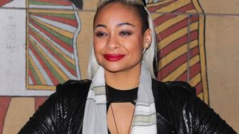 HOLLYWOOD, CA - MARCH 13:  Actress Raven-Symone attends the Oufest 2015 Fusion Gala screening and Q&A of 'Empire' at American Cinematheque's Egyptian Theatre on March 13, 2015 in Hollywood, California.  (Photo by Paul Archuleta/FilmMagic)