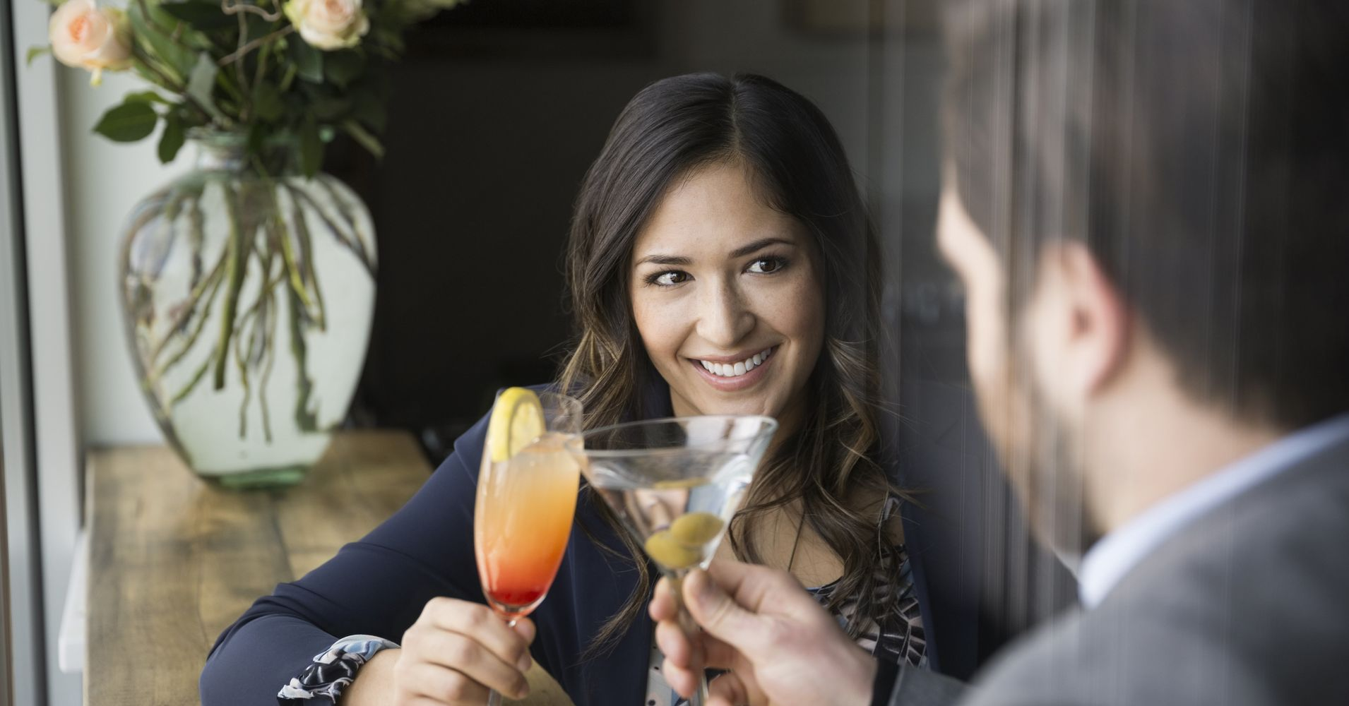 Dating a not yet divorced man