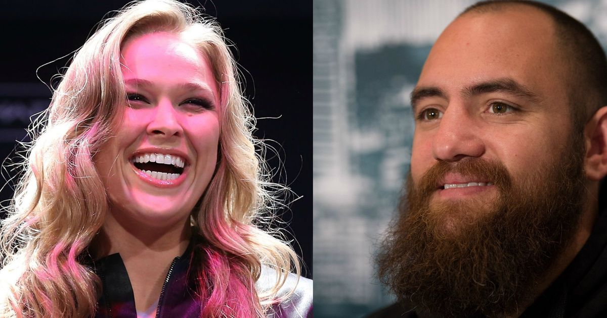 ronda gay singles Ronda rousey is dating ufc's travis browne, according to him ronda rousey has a new boyfriend, according to the man she is reportedly in a relationship with.