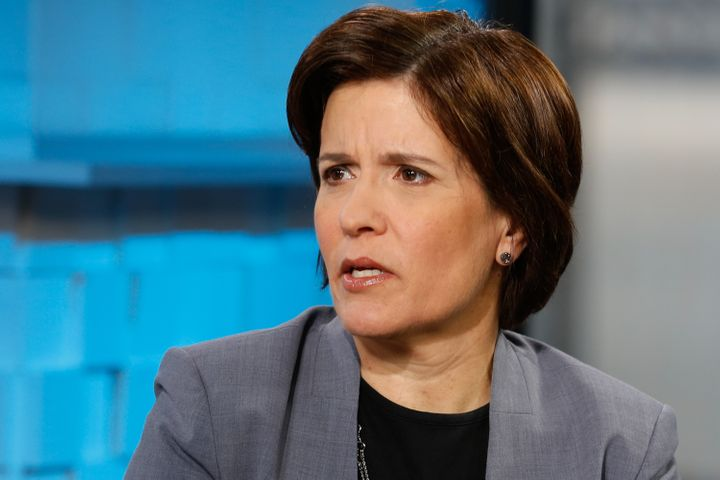 Tech journalist Kara Swisher