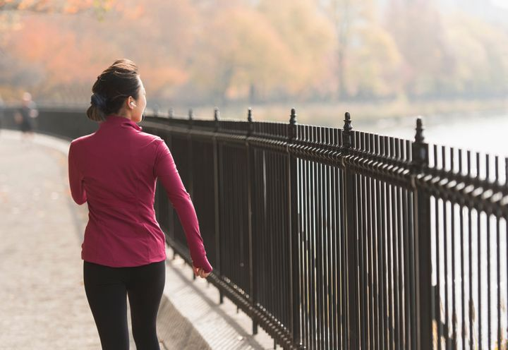 Want To Be A Better Runner? Try Walking