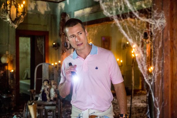 Chad is your stereotypical preppy frat boy, in both style and attitude.Think polo shirts in pastel shades, slim-fit kha
