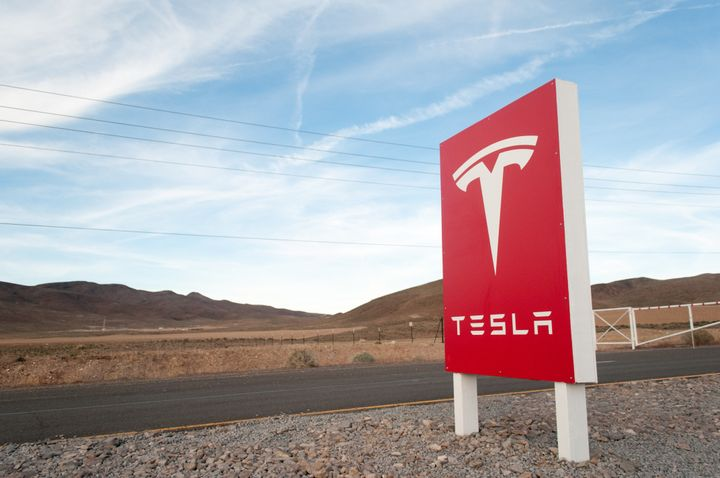 A Tesla employee was reportedly injured by trespassers at the Tesla Gigafactory construction site outside Reno, Nevada.