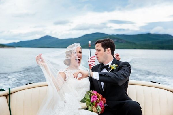 """""""Amanda and Sean are an incredibly carefree, joyous and radiant couple. I love this image because it illustrates who they are"""