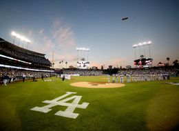 Mother And Son Suspected In Brutal Beating Of Mets Fan Outside Dodger Stadium