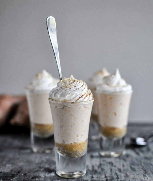 """<strong>Get the <a href=""""http://www.howsweeteats.com/2012/10/no-bake-sweet-potato-cheesecakes/"""" target=""""_blank"""">No Bake Sweet"""