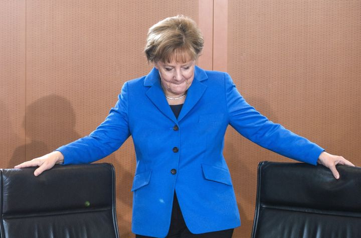 Germany's government hasn't been able to agree on an answerto the influx of refugees.