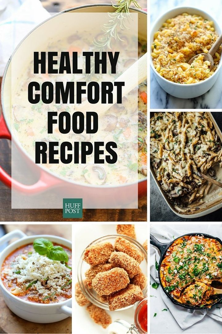 Healthier comfort food recipes huffpost forumfinder Image collections