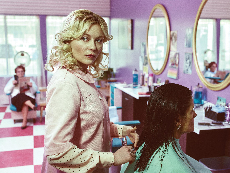 Kirsten Dunst as Peggy Blumquist in 'Fargo' season 2